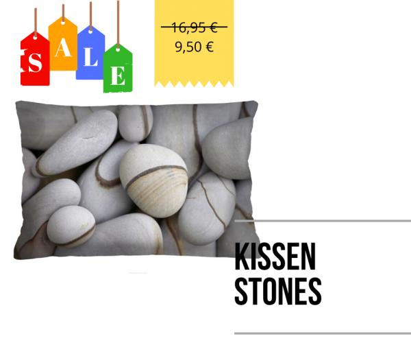 Kissen - Stones
