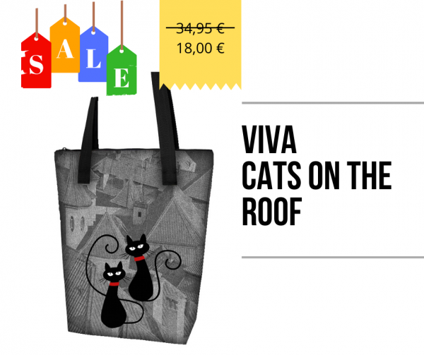 Viva - Cats on the Roof