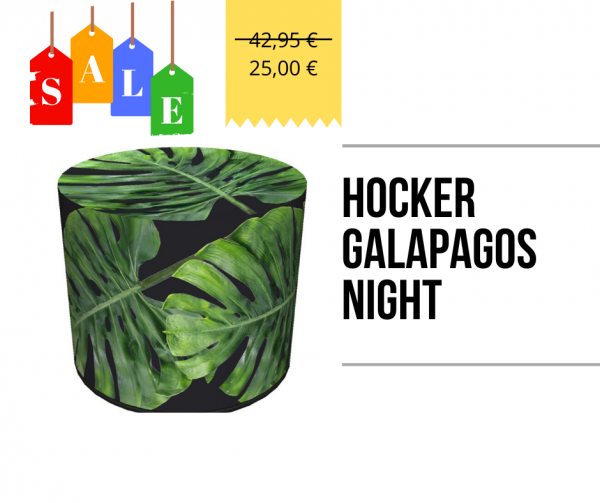 Hocker - Galapagos Night