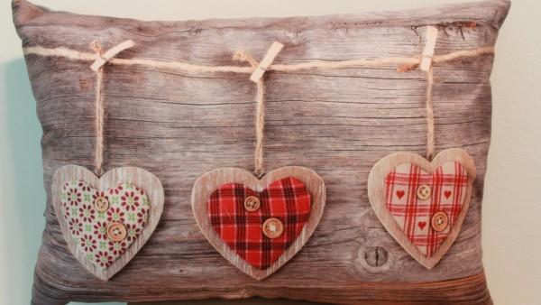 Kissen - Heart
