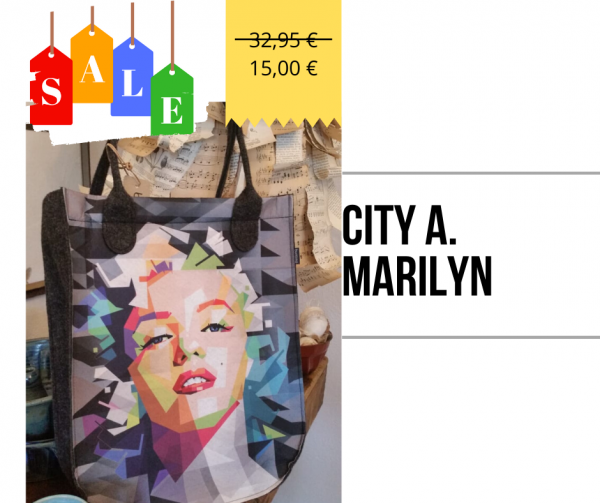 City Anthrazit - Marilyn