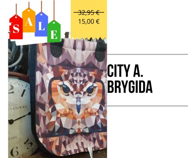 City Anthrazit - Brygida