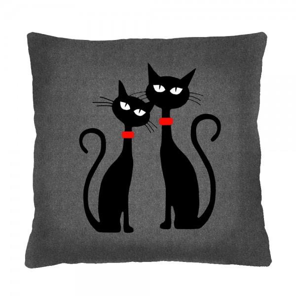 Kissen - Black Cats